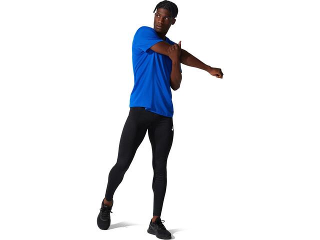 asics Core Pantaloni Uomo, nero
